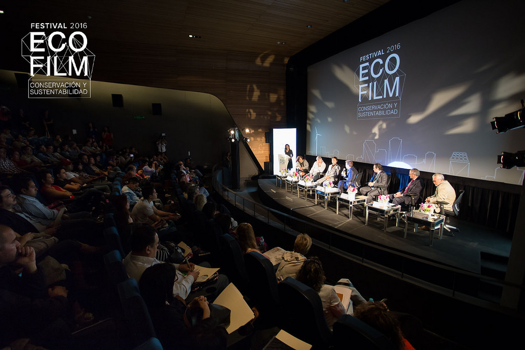 EcoFilm Festival Conservation & Sustainability 2016