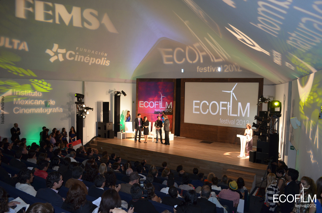 EcoFilm Festival Energy Efficiency and Renewable 2012