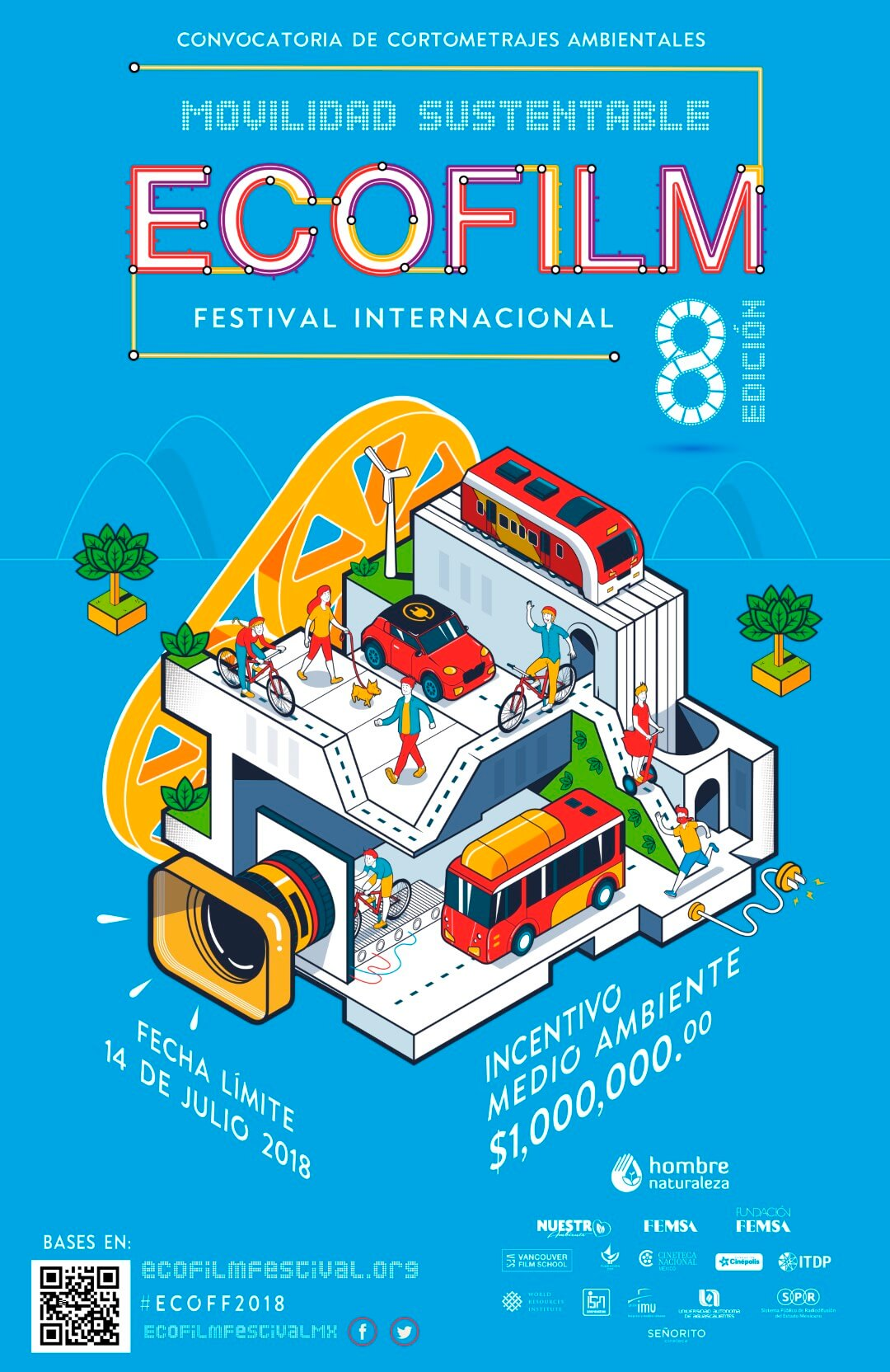 EcoFilm Festival Sustainable Mobility 2018